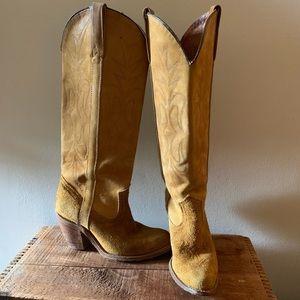 Miss Capezio cowgirl boots